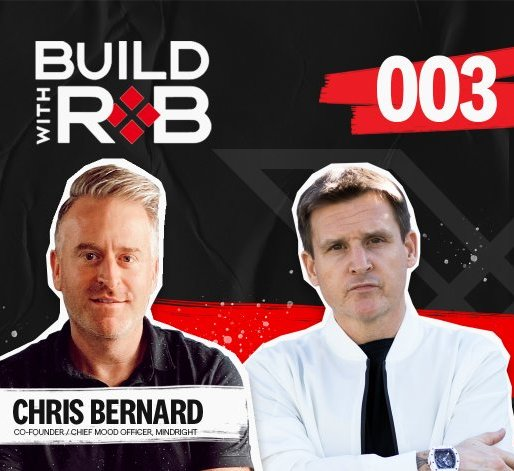 """Market Testing a Brand Changes Everything with Mindright's Chris """"Bernie"""" Bernard"""